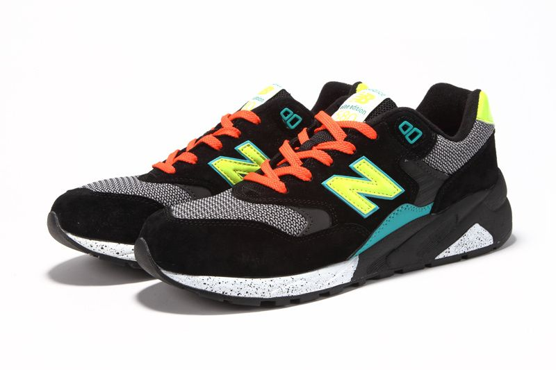 new balance noir orange